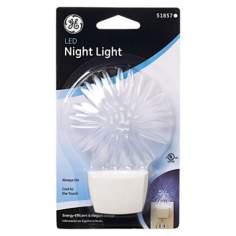 Icicle Sun Energy Efficient White LED Night Light