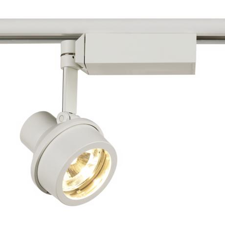 Lightolier Step Spot White MR 16 Track Light