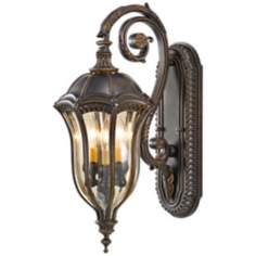 "Murray Feiss Baton Rouge 22 3/4"" High Outdoor Wall Lantern"