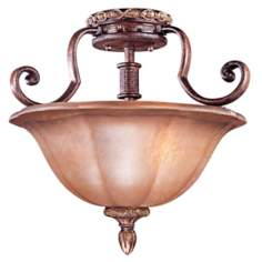 "Illuminati Collection 16 1/2"" Wide Ceiling Light Fixture"