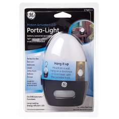 LED Motion Activated Portable Light