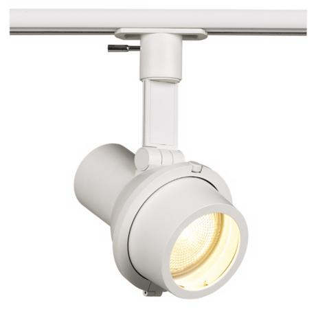Lightolier Step Spot White PAR 20 Track Light