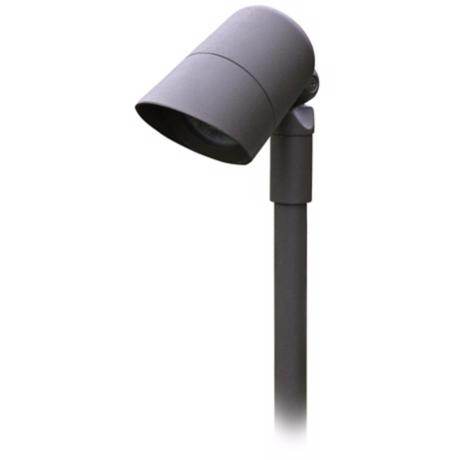 Black Aluminum Golf Putting Low Voltage Landscape Light