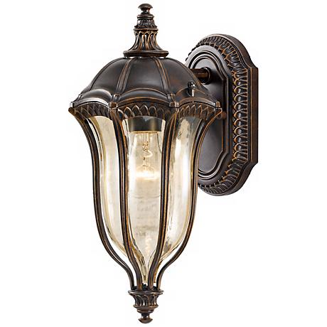 "Feiss Baton Rouge 15"" High Outdoor Wall Lantern"