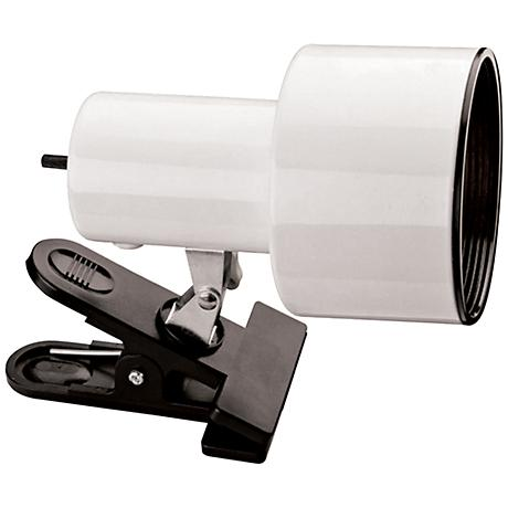 Compact Fluorescent White Mini Accent Clip Light
