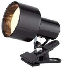 Pro Track® Black Mini Accent Headboard Clip Light