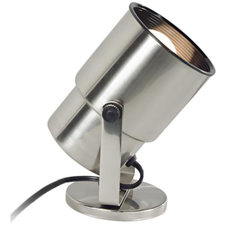 Pro Track® Brushed Steel Finish Accent Light