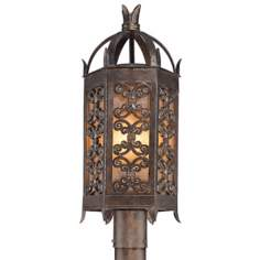 "Gables Collection 23"" High Outdoor Post Light"
