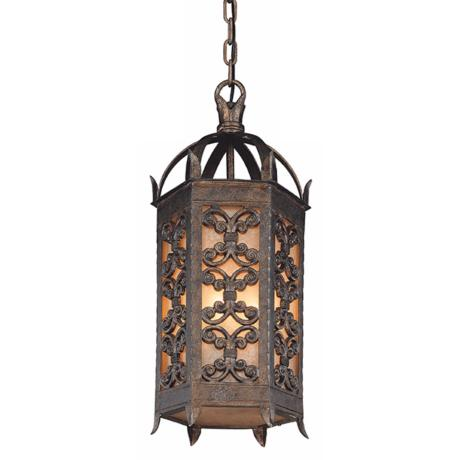 "Gables Collection 23"" High Outdoor Hanging Light"
