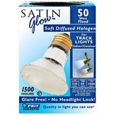 50 Watt PAR20 Soft Diffused Halogen Light Bulb