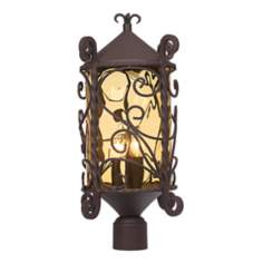 "Casa Seville™ 23 1/2"" High Outdoor Post Light"