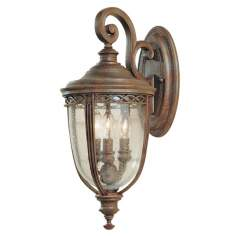 Murray Feiss English Bridle Down Wall Outdoor Light
