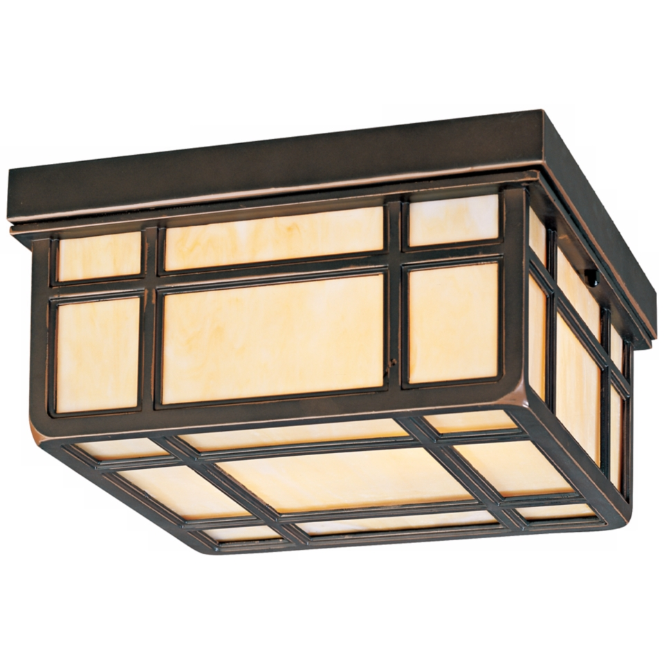 Kathy Ireland Mission Hills Indoor   Outdoor Ceiling Light   #65016 W4099