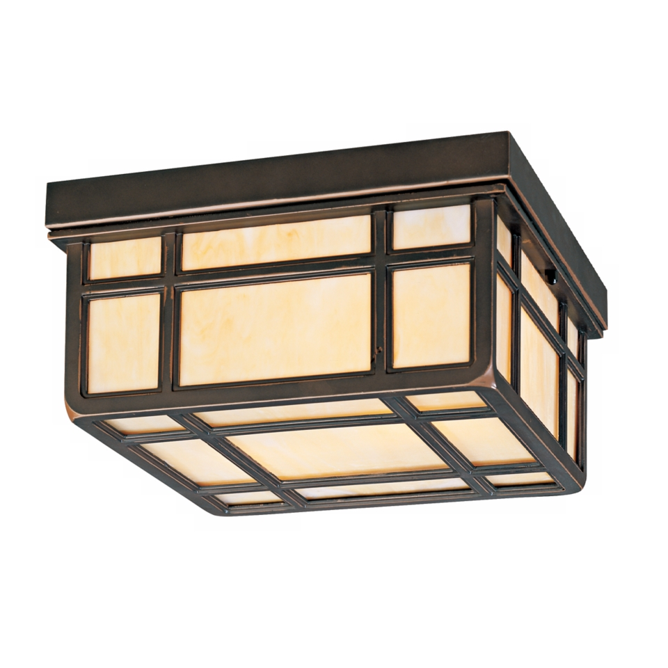 Kathy Ireland Mission Hills Indoor   Outdoor Ceiling Light   #65016