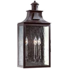 "Newton Collection 23 5/8"" High Outdoor Wall Light"