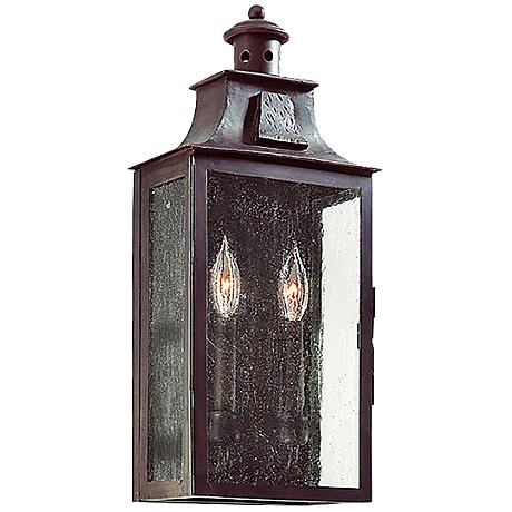 "Newton Collection 19 1/2"" High Outdoor Wall Light"