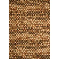 Carlson Warm Brown Weave Area Rug