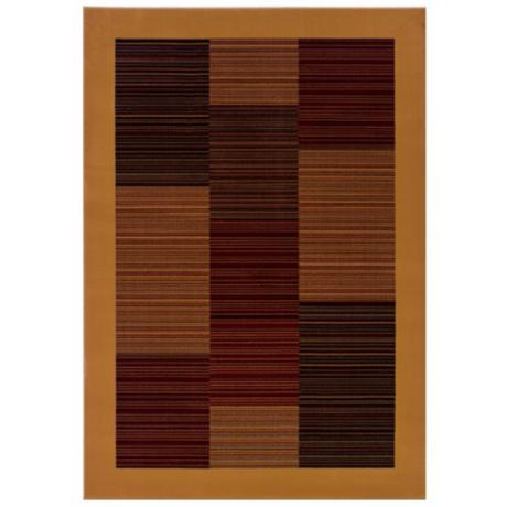 Summit Gold Area Rug