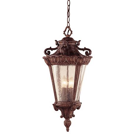 "Luzern Collection 18 1/4"" High Outdoor Hanging Light"