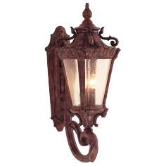 "Luzern Collection 28 1/2"" High Outdoor Up Wall Light"