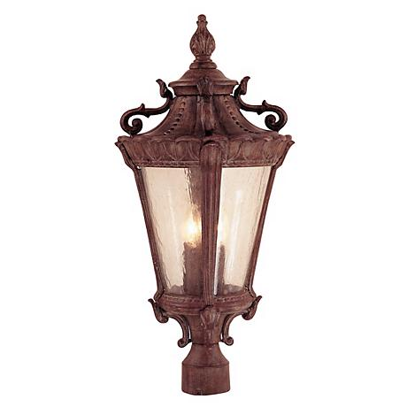 "Luzern Collection 25 1/2"" High Outdoor Post Light"
