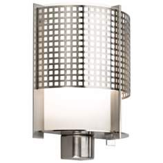 "Sonneman Pool 9 1/2"" High ADA Wall Sconce"