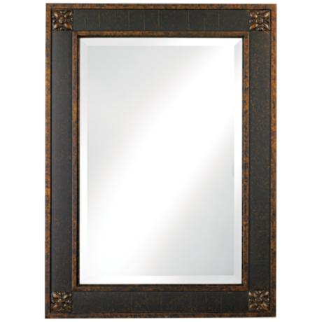 "Uttermost Bergamo 38"" High Wall Mirror"