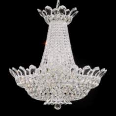 Schonbek Trilliane Collection 24-Light Crystal Chandelier