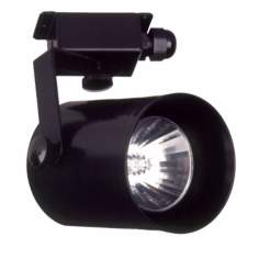 Black Finish Low Voltage Adjustable Landscape Spot Light