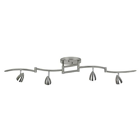 Pro Track® Axel 4-Light Swing Arm Track Fixture