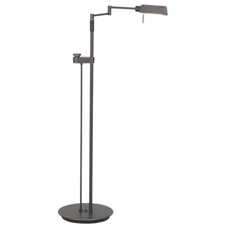 Holtkoetter Olde Bronze Pharmacy Floor Lamp