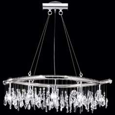 James R. Moder Broadway Collection Oval Chandelier