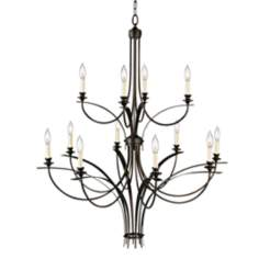 "Murray Feiss Boulevard Collection 41 1/2"" Wide Chandelier"