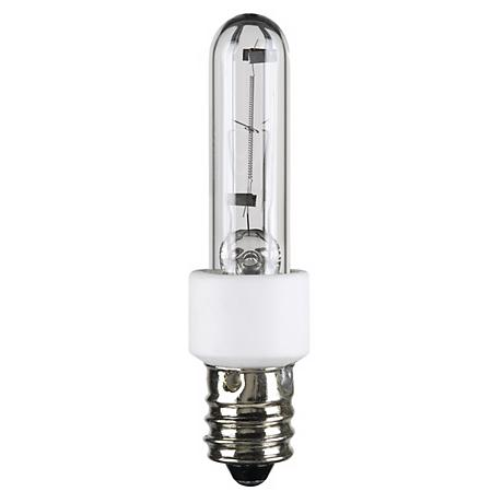 40 Watt Krypton/Xenon Candelabra Light Bulb