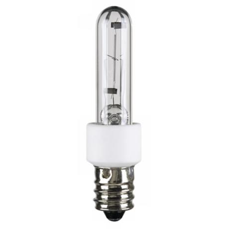 60 Watt Krypton/Xenon Clear Candelabra Light Bulb