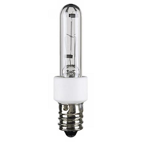 60 Watt Krypton Xenon Clear Candelabra Light Bulb 68498