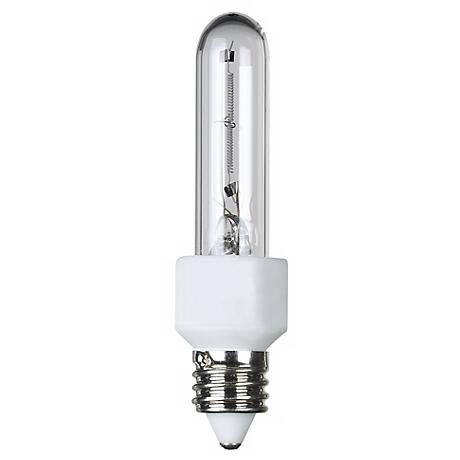 60 Watt Clear Krypton/Xenon Mini-Can Light Bulb