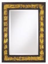 "Uttermost Justus 38"" High Wall Mirror"