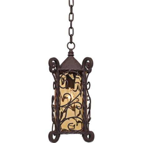 "Casa Seville™ 15"" High Outdoor Hanging Light"