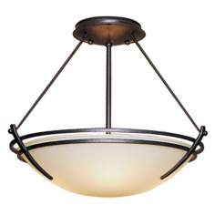 "Hubbardton Forge 13"" High Ceiling Fixture"