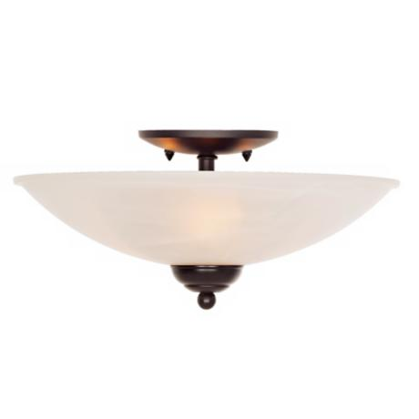 San Dimas Floating Semi Flushmount Ceiling Light