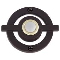 Avalon Aged Bronze Finish Door Bell