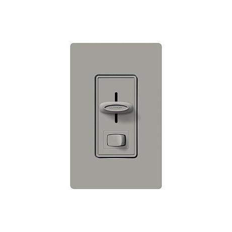 Lutron Skylark 600W 3-Way Slide Gray Dimmer