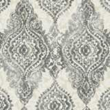 York Sure Strip Gray Boho Chic Removable Wallpaper