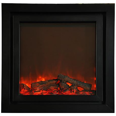 Yosemite Aries Double Surround Electric Fireplace Insert