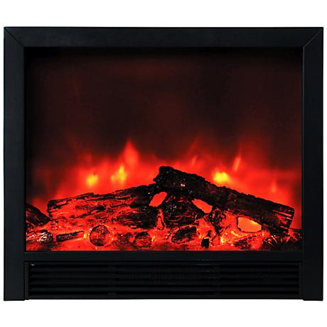 Yosemite Triton Freestanding Electric Fireplace