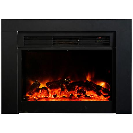 Yosemite Pandora Floor-Standing Electric Fireplace