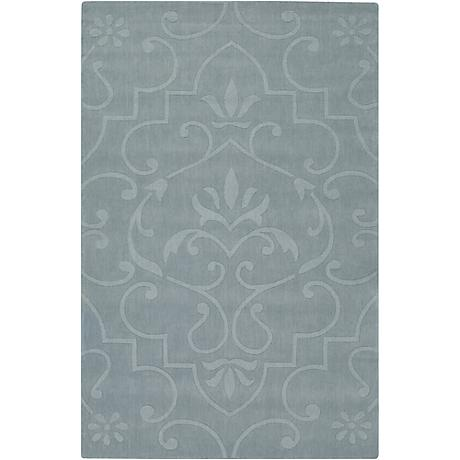 Chandra Jaipur JAI18903 Blue Area Rug