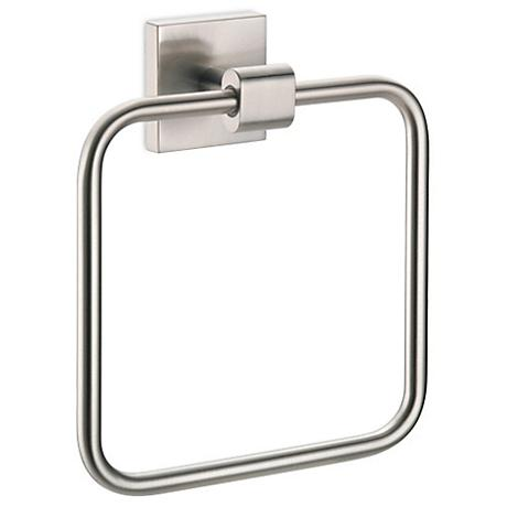 Gatco Elevate Satin Nickel Towel Ring