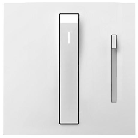 Adorne White 700 Watt Dimmer Whisper Switch